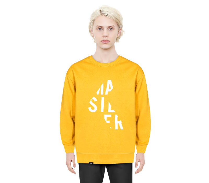 KOREA CREWNECK YELLOW