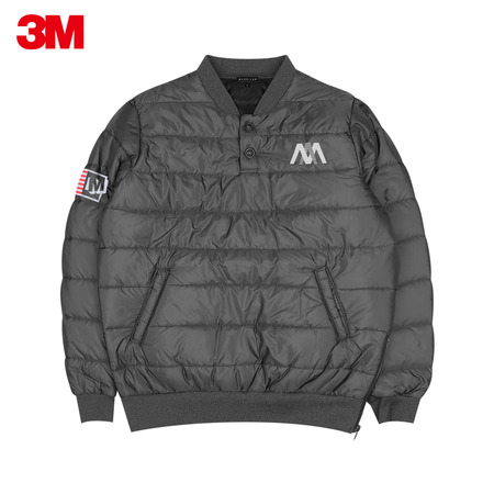 3M PULLOVER Charcoal