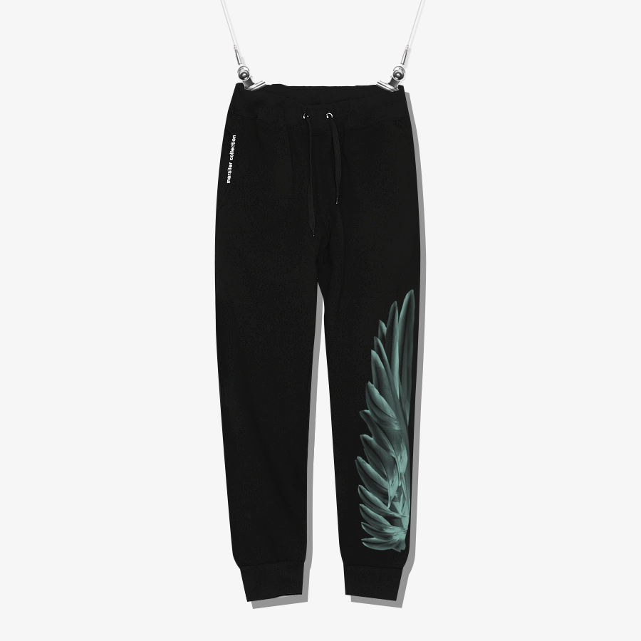 BERAWING SWEATPANT Black