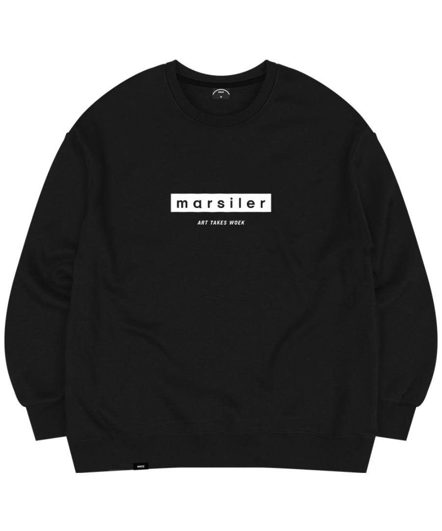 BASIC CREWNECK BLACK