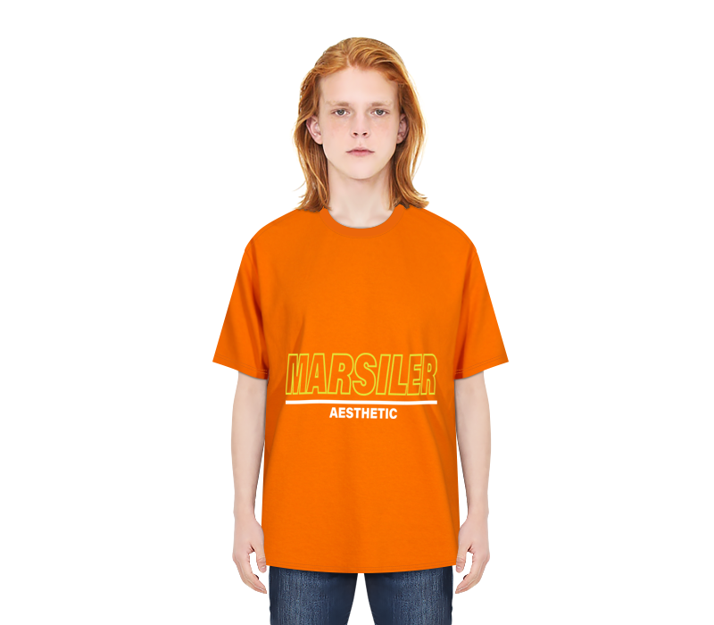RANGER TEE ORANGE