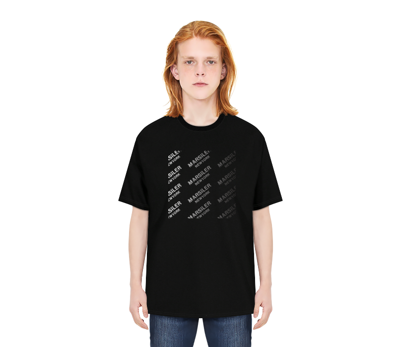 EMOTION2 TEE BLACK