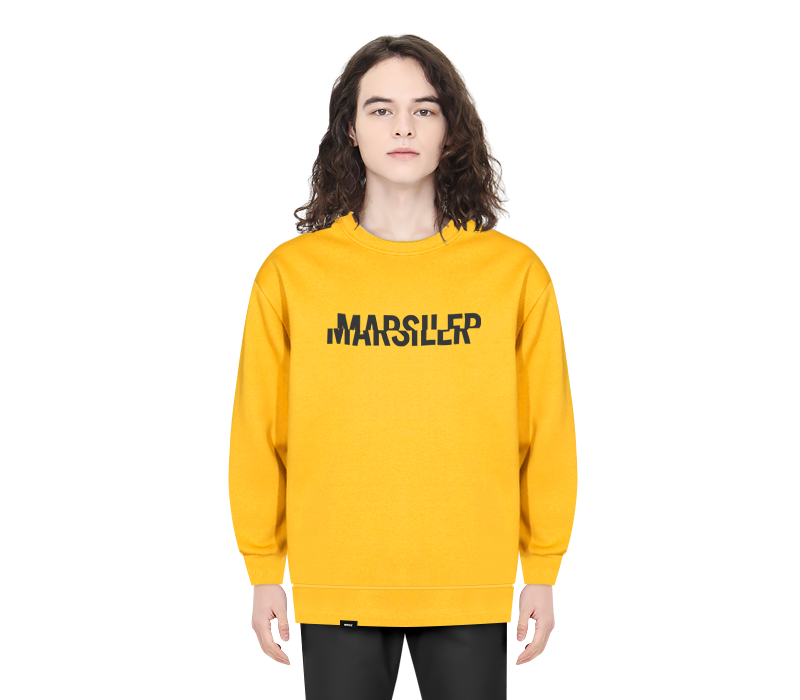 FLIP CREWNECK YELLOW