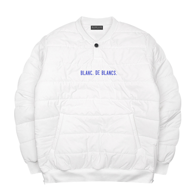 MOSS PULLOVER White